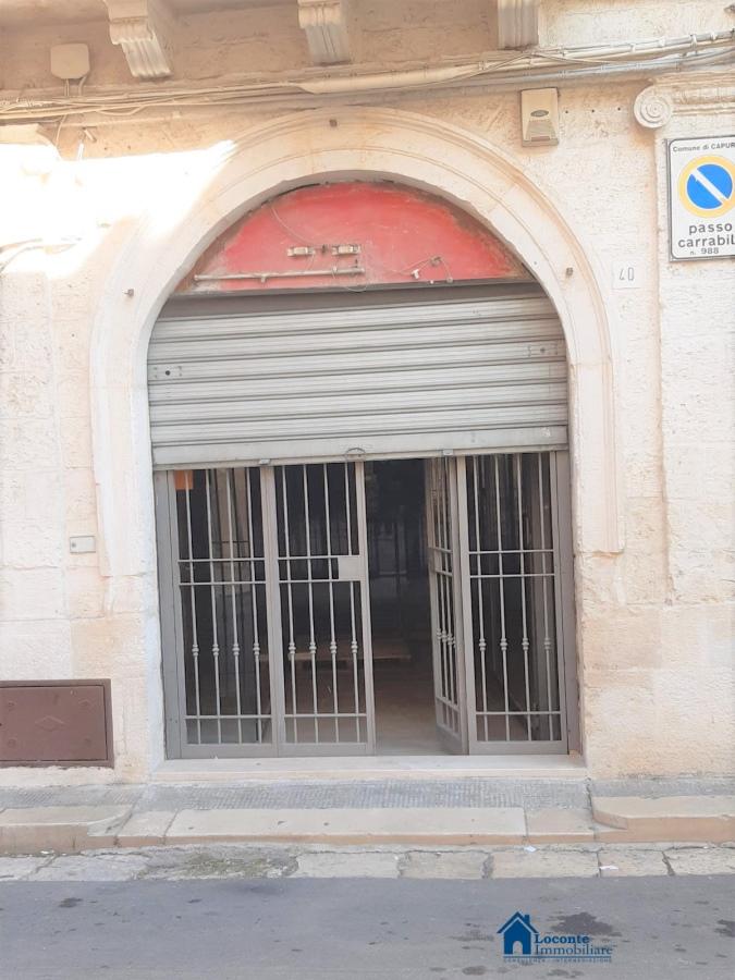 Locale Commerciale in Affitto Capurso
